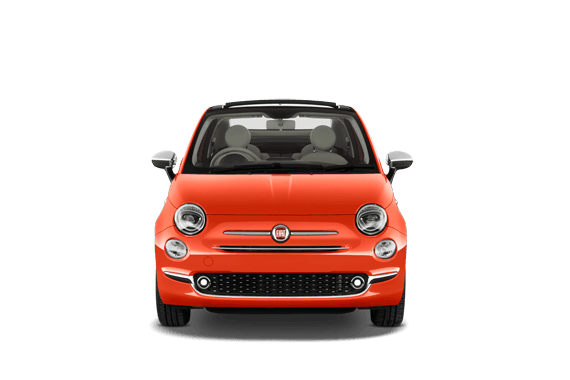 Fiat 500C Convertible 1.2 Lounge [Dolcevita Pack] 2dr Dualogic angle 1