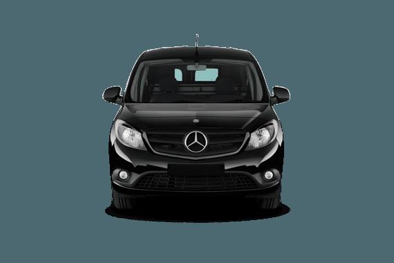 Mercedes-Benz Citan L3 Diesel 111CDI Pure Van angle 1