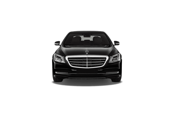 Mercedes-Benz S Class Saloon Special Editions S500L Grand Ed Rear Lux Lounge 4dr 9G-Tronic angle 1