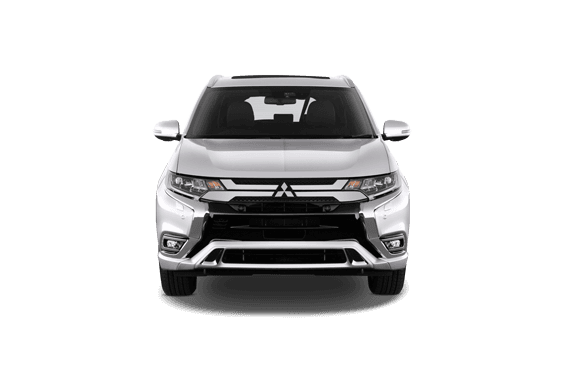 Mitsubishi Outlander Estate 2.4 PHEV Exceed 5dr Auto angle 1