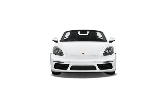 Porsche 718 Boxster Roadster 2.0 2dr angle 1