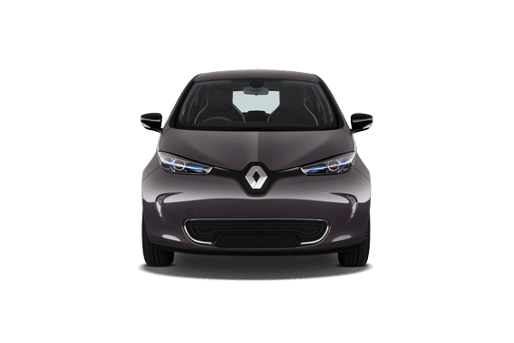 Renault zoe Hatchback 80kw i Play r110 50kwh 5dr Auto angle 1