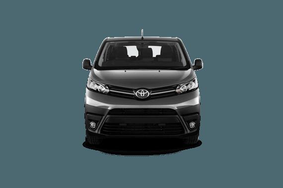 Toyota Proace Medium Diesel 2.0D 120 Active Van angle 1