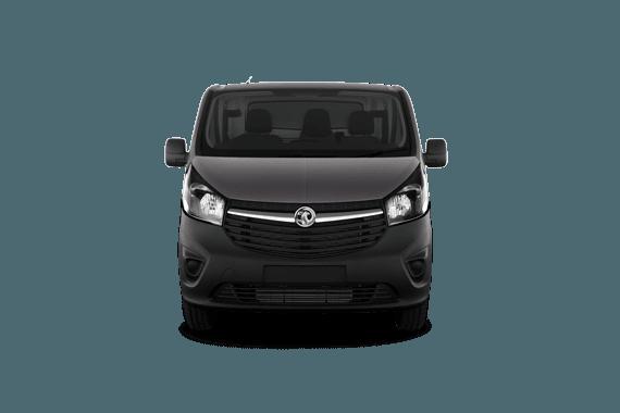 Vauxhall Vivaro l1 Diesel 2700 1.5d 100ps Edition h1 van angle 1