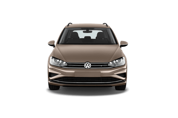 VW Golf sv Hatchback 1.5 tsi evo 130 Match Edition 5dr angle 1
