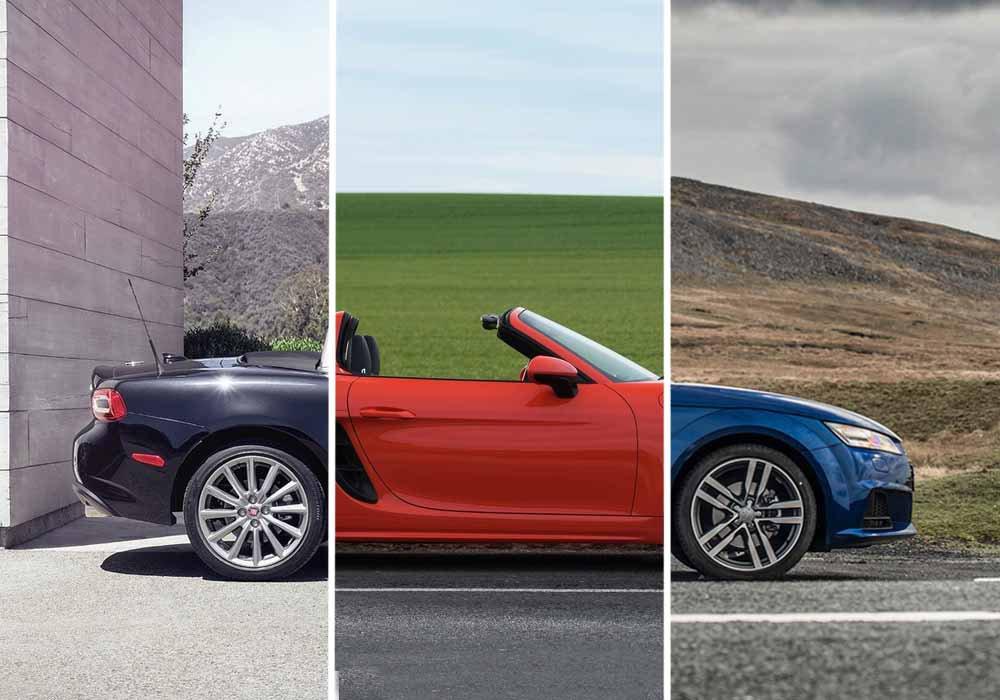 Best Convertible Car Lease Deals 2018 Leasing Options